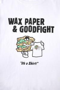 Goodfight X Wax Paper T-Shirt