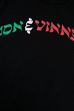 Load image into Gallery viewer, Jon & Vinny's Hebrew T-Shirt