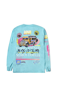 Kids of Immigrants X Lasa L/S T-Shirt