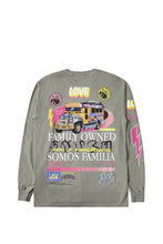 Load image into Gallery viewer, Kids of Immigrants X Lasa L/S T-Shirt