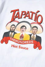 Load image into Gallery viewer, Tapatio X The Hundreds T-Shirt with Hot Sauce