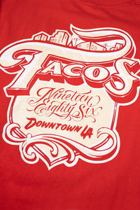 Tacos 1986 X Mr. Cartoon T-Shirt