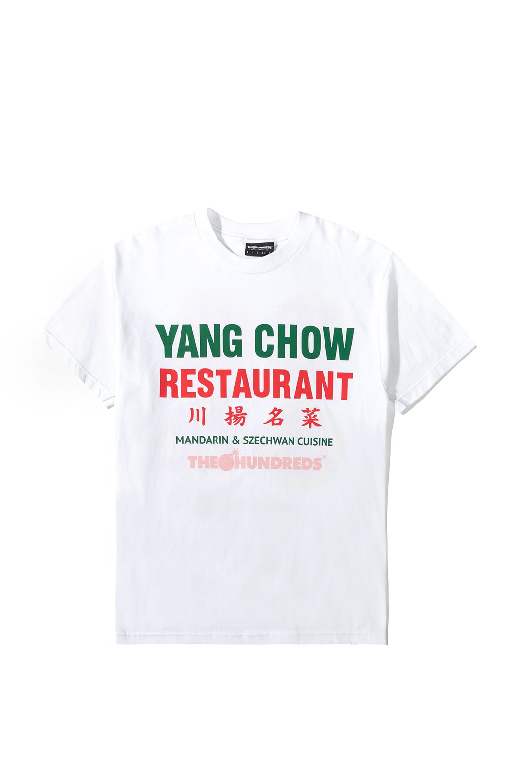 The Hundreds X Yang Chow T-Shirt