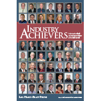 Industry Achievers - Hardcover Book