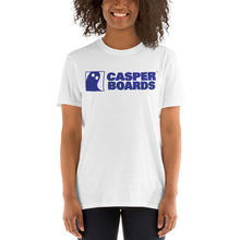 Casper Board Short-Sleeve Unisex T-Shirt