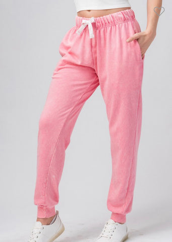 Perfect Pink Joggers