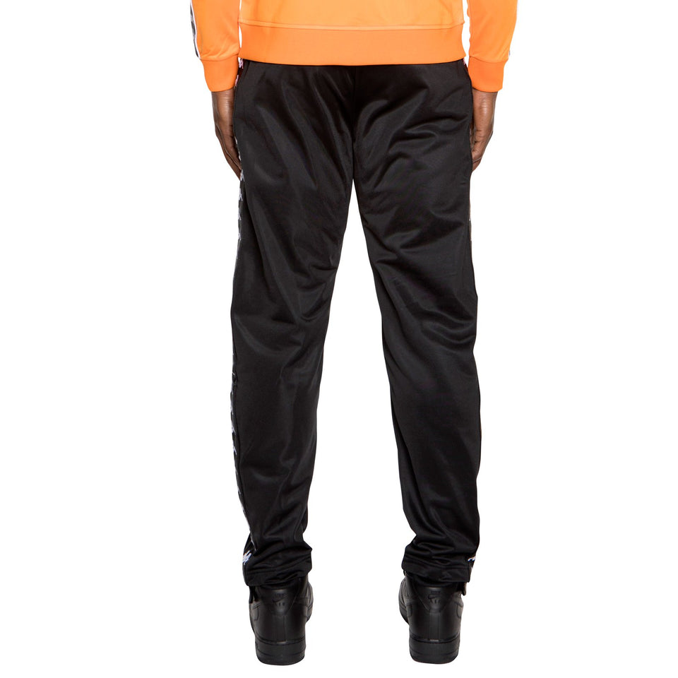BANDA ASTORIA SLIM MENS SPORT TROUSERS COLOR BLACK-BLACK