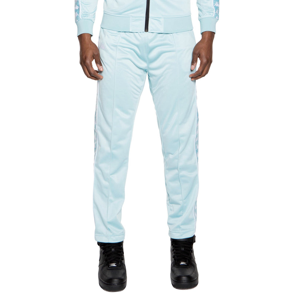 BANDA ASTORIA SLIM MEN'S SPORT TROUSERS COLOR BLUE LIT-WHITE