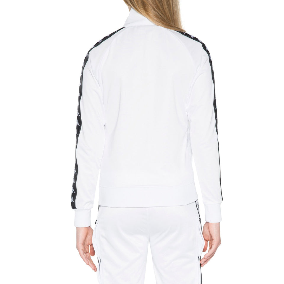 BANDA WANNISTON SLIM FIT WOMEN'S JACKET COLOR WHITE-BLACK
