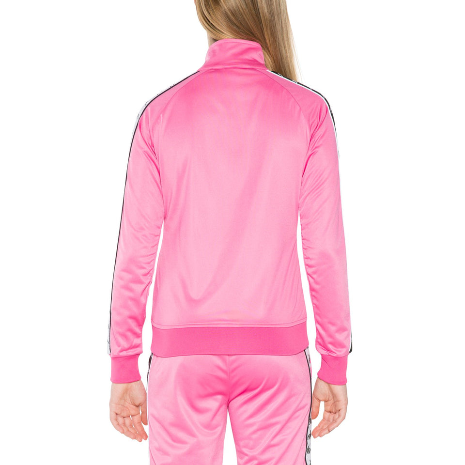 BANDA WANNISTON SLIM FIT WOMEN'S JACKET COLOR FUCHSIA-BLACK-WHITE