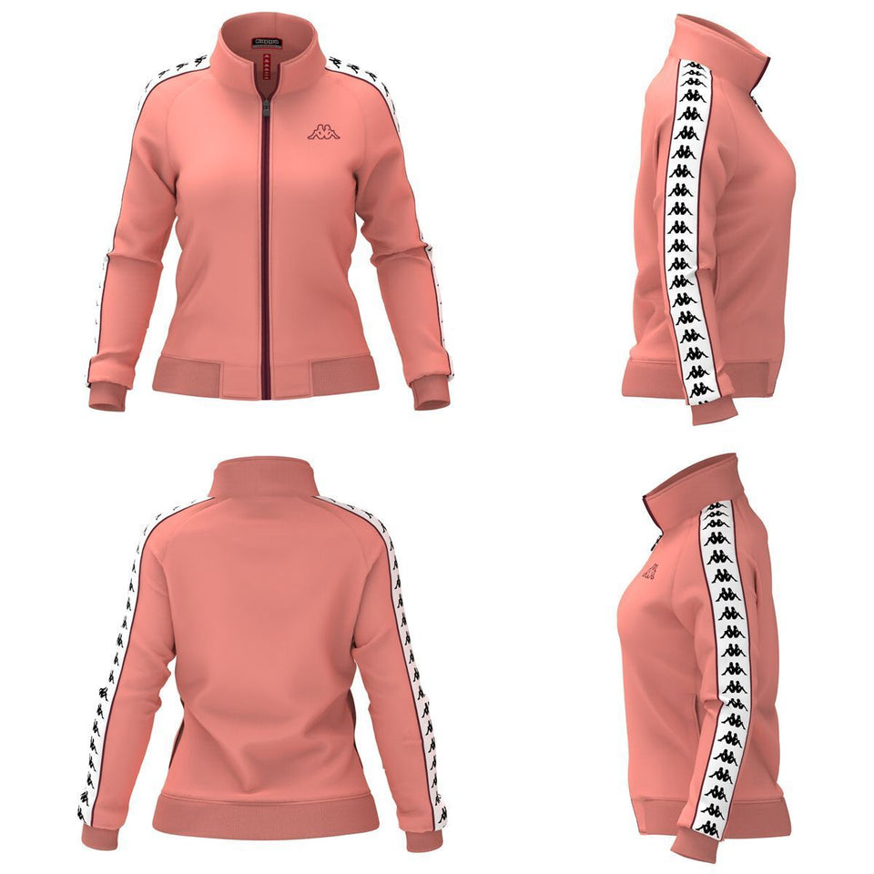 BANDA WANNISTON SLIM FIT WOMEN'S JACKET COLOR PINK PEACH-RED