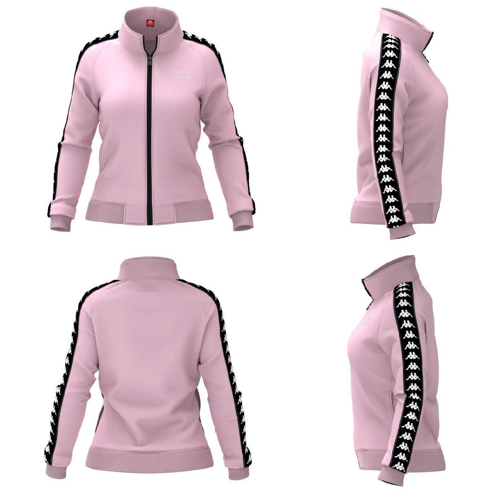 BANDA WANNISTON SLIM FIT WOMEN'S JACKET COLOR PINK SOFT-BLACK