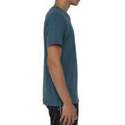 AUTHENTIC ESTESSI SLIM FIT SHORT SLEEVES COTTON T-SHIRT