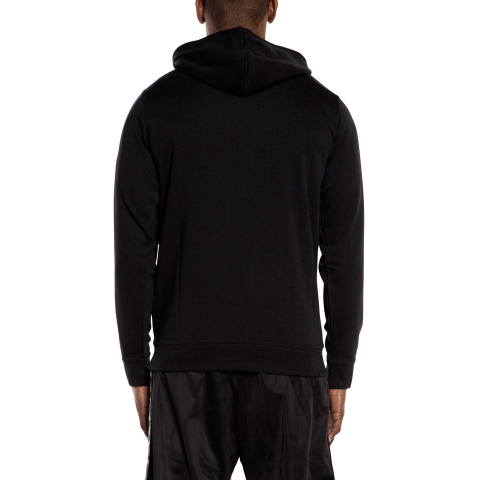 AUTHENTIC ZIMIM SLIM FIT MENS HOODY COLOR BLACK-GREEN