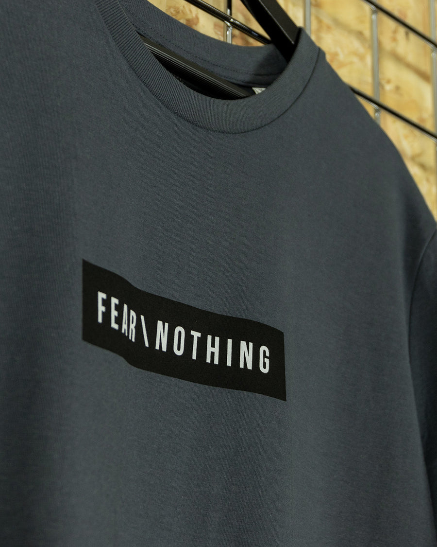 Indian Ink Fear Nothing Crewneck