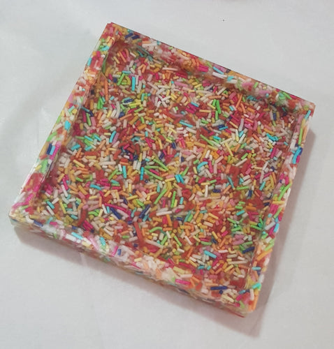 Sprinkles Coasters