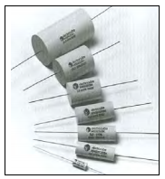 226 Series High Voltage Polyester Capacitor