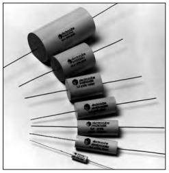 945 Series - High Frequency Metallized Polypropylene Capacitors