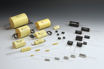 Electrocube standard film capacitors U.S. manufactured & assembled