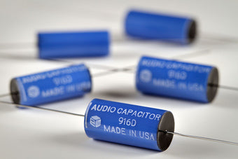 Electrocube advanced design 916D metallized polypropylene audio capacitors