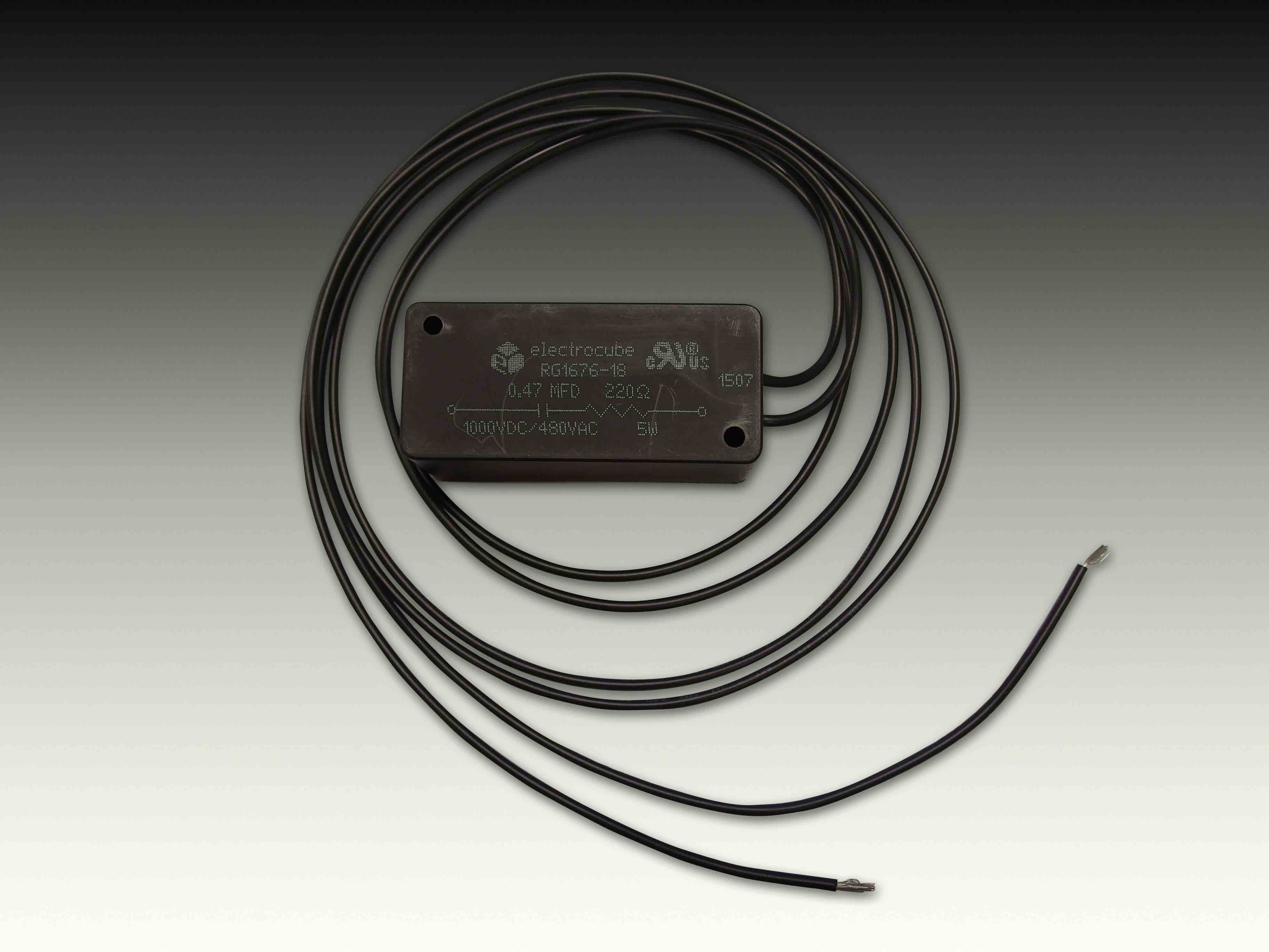 Single-Phase Heavy Duty Available in solid wire and stranded wire leads