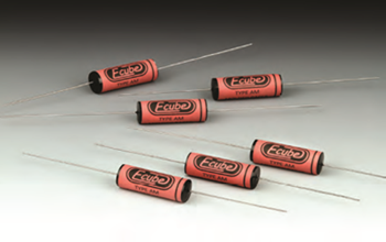 Electrocube Type AM retro audio capacitors for guitar, bass tone, vintage and classic sound