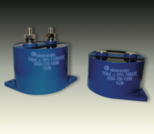 Available in threaded insert or terminal studs