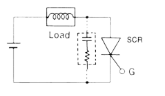 Resistor-Capacitor Substitution Box and Engineering Guide - DV/DT suppression diagram