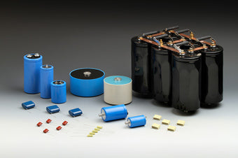Seacor capacitor & capacitor bank product line