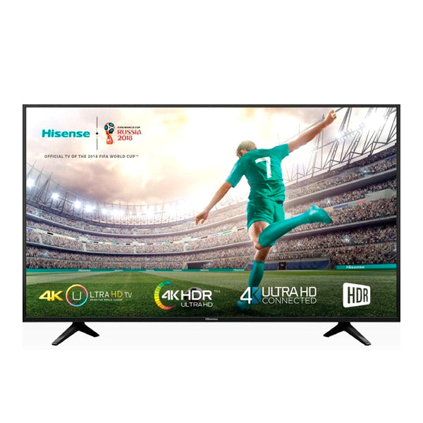 "Smart TV Hisense 55A6100 55"" 4K UHD DLED WIFI Black"