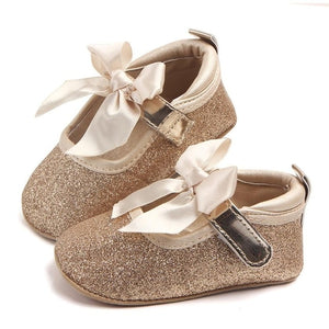 Toddler shoes Fashion Baby Girl Soft Sole Bling