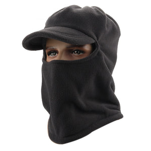 Windproof Cap Balaclava Hooded Face Mask Neck Warmer