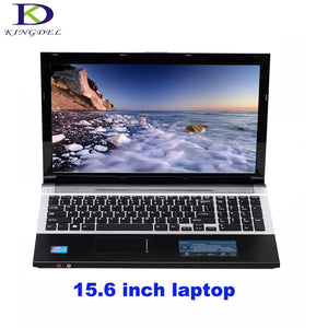 Pentium N3520 15.6'' Laptop computer with Quad Core CPU, Bluetooth,4GB RAM, 500G HDD, DVD-RW, 1080P HDMI,VGA,WIFI ,Windows 7