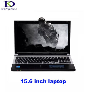 Pentium N3520 15.6'' Laptop computer with Quad Core CPU, Bluetooth,8GB RAM, 1TB HDD, DVD-RW, 1080P HDMI,VGA,WIFI ,Windows 7