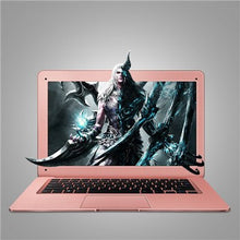Load image into Gallery viewer, ZEUSLAP 14inch 4GB Ram+500GB HDD Windows 10 System Intel Quad Core Office Home Laptop Notebook Computer