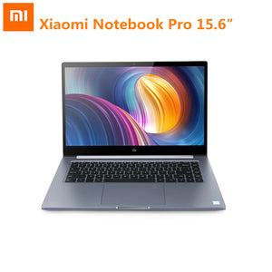 Xiaomi Mi Notebook Pro 15.6inch Windows 10 Intel Core i5/i7 Quad Core Laptop 1.8GHz 256GB SSD Fingerprint Recognition Dual WiFi