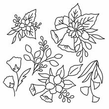 Load image into Gallery viewer, Doodle Florals Printable
