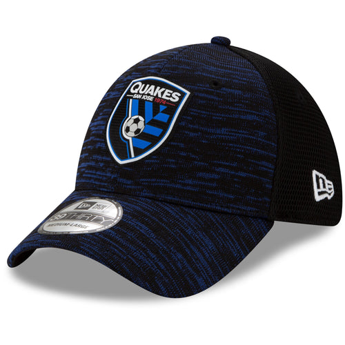 San Jose Earthquakes Men's Onfield 3930 Hat-Black