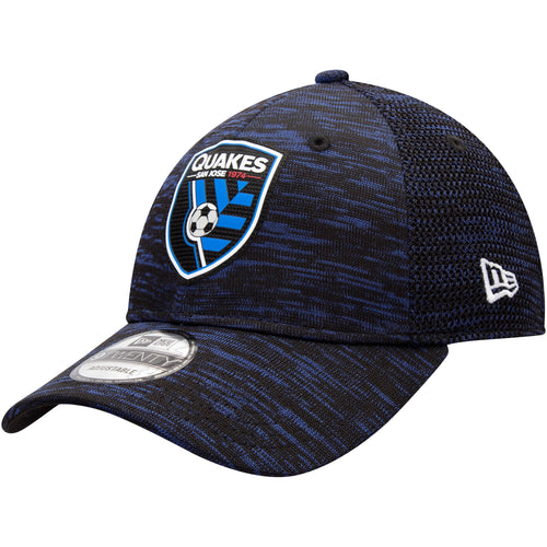 San Jose Earthquakes Men's Onfield 920-Black Hat Adjustable