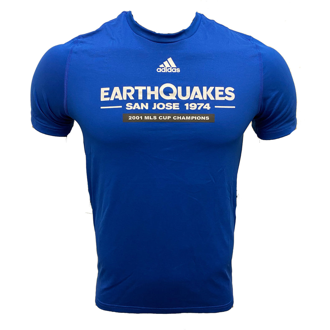 San Jose Earthquakes Kickoff Men's Short Sleeve Tee