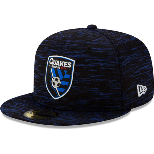 San Jose Earthquakes Men's Multi 5950 Hat-Black