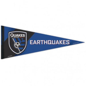 San Jose Earthquakes Premium Pennant 12x30