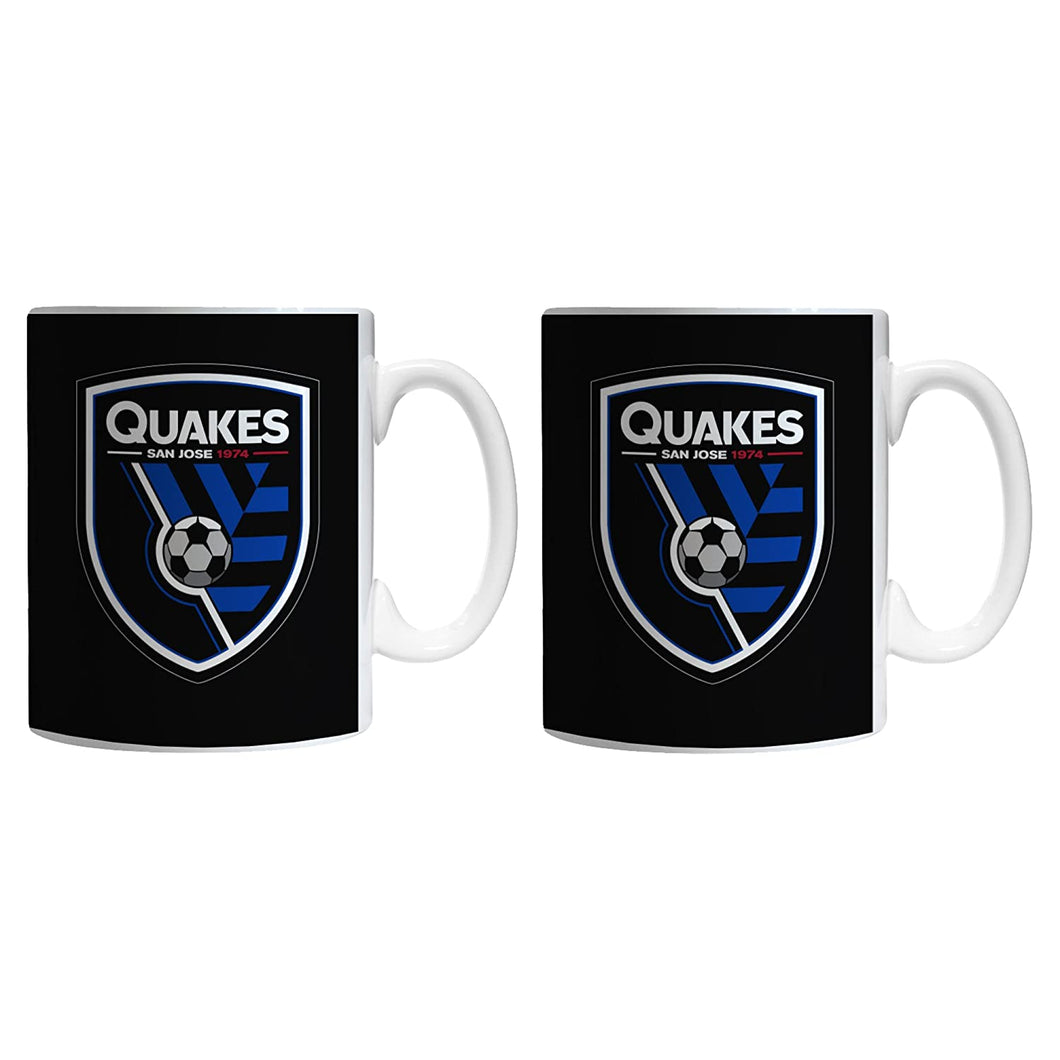 San Jose Earthquakes Rally Mug