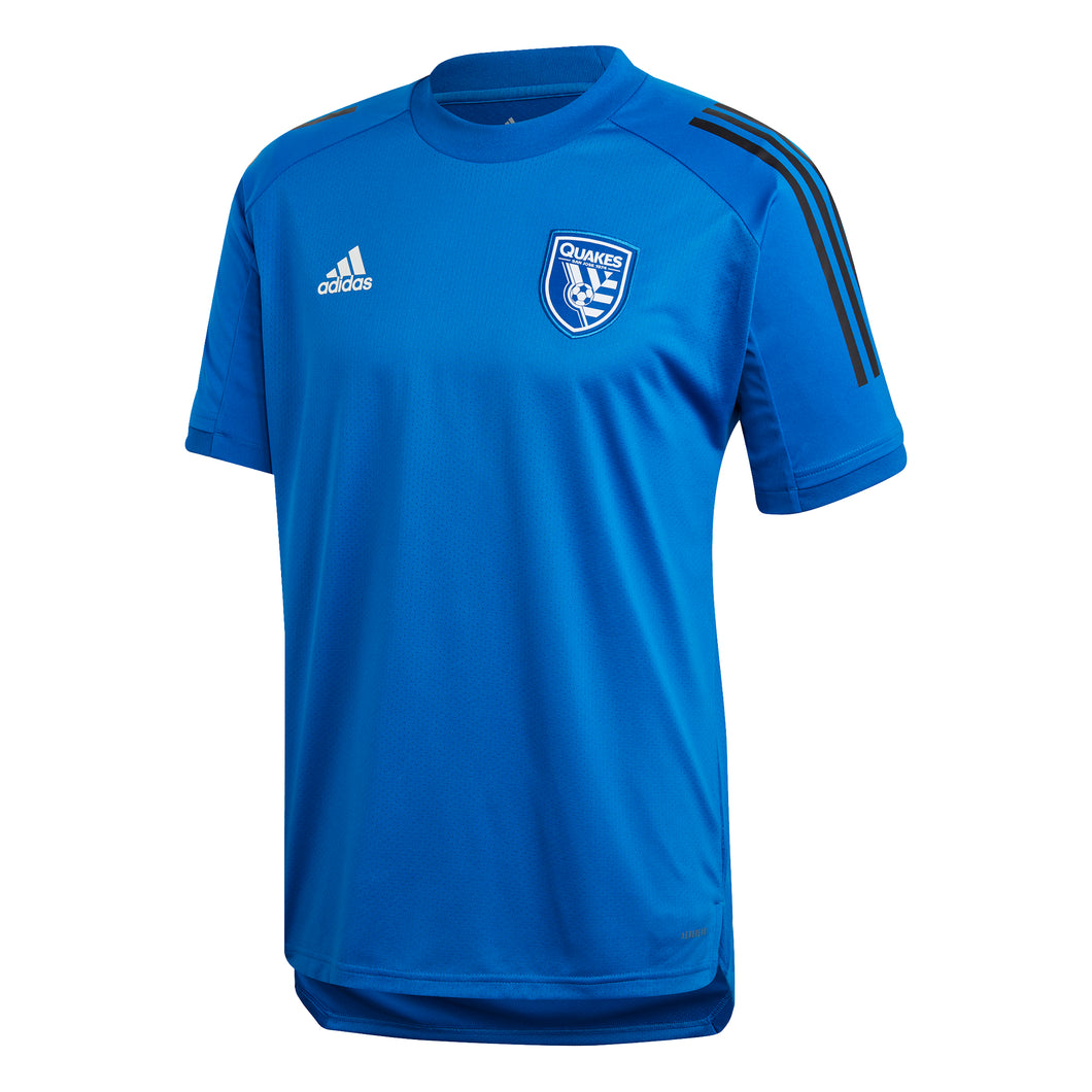 San Jose Earthquakes Men's Training Jersey Blue