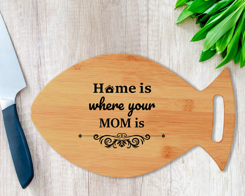 Personalized Christmas Chopping Board gift, Personalized Gift , Housewarming gift, Wedding Gift