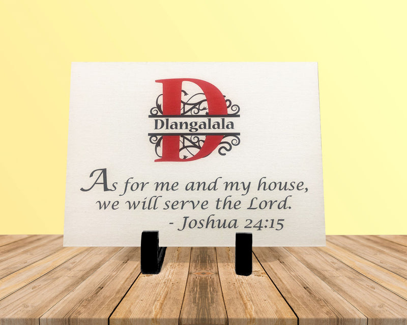 Bible Verse Canvas - Miracle Prints