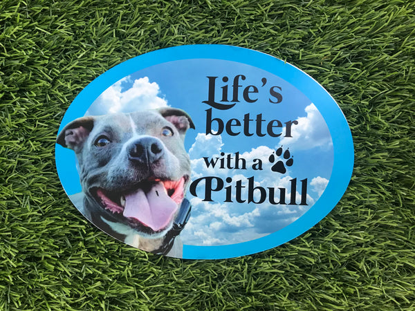 Personalized Pet Magnets - Miracle Prints
