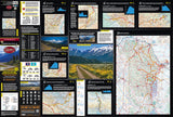 Wyoming and the Black Hills of South Dakota G1 Map - FLÂNEUR