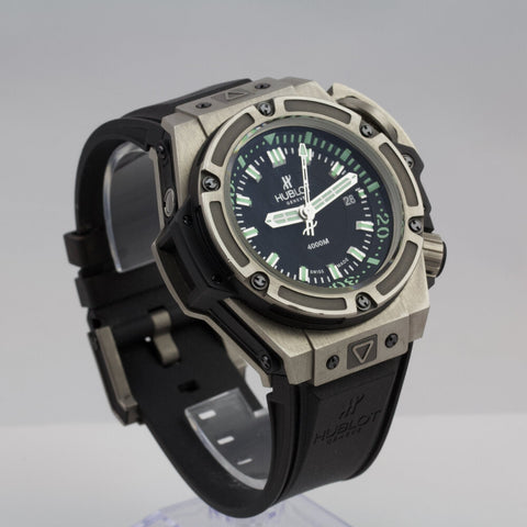 Hublot 4000 Diver Limited Edition - FLÂNEUR