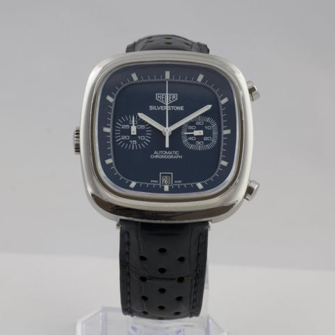TAG Heuer Silverstone Blue Limited Edition